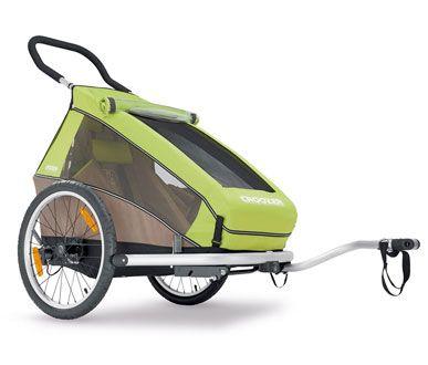 Crested Butte Kids bike Trailer rentals - kids carrier rental